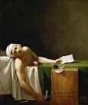 Jacques-Louis David - Death of Marat