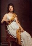 Jacques-Louis David - Madame Raymond de Verninac
