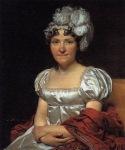 Jacques-Louis David - Marguerite-Charlotte David