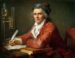 Jacques-Louis David - Portrait of Alphonse Leroy