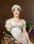 Jacques-Louis David - Portrait of Countess Daru