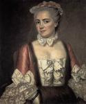 Jacques-Louis David - Portrait of Marie-Françoise Buron, the Artist's Cousin