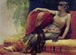 Alexandre Cabanel - Cleopatra