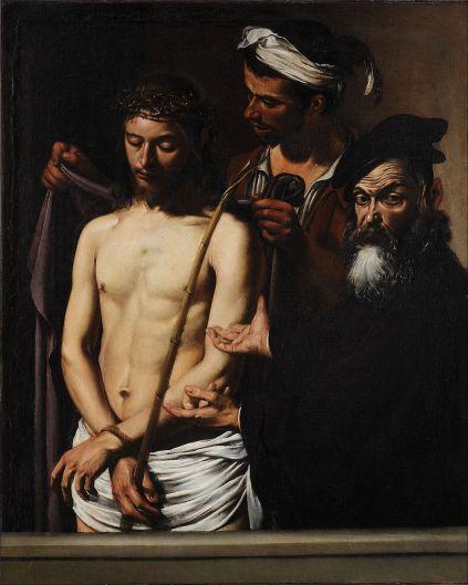 Caravaggio - Ecce Homo. 1605