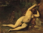 Alexandre Cabanel - Eve After the Fall