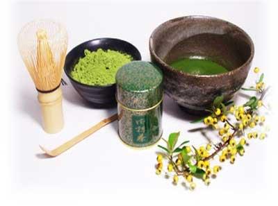 Japanese green-tea