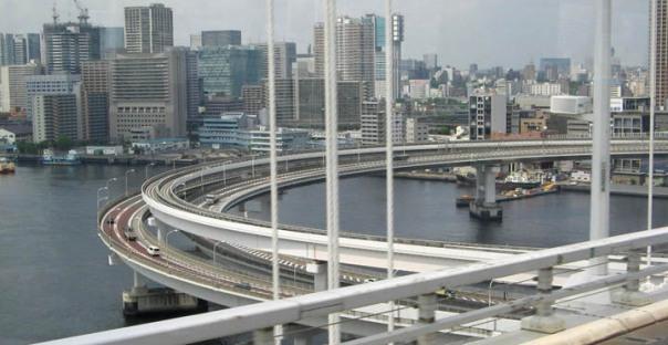 Japanese Highways, Bridges and Interchanges1