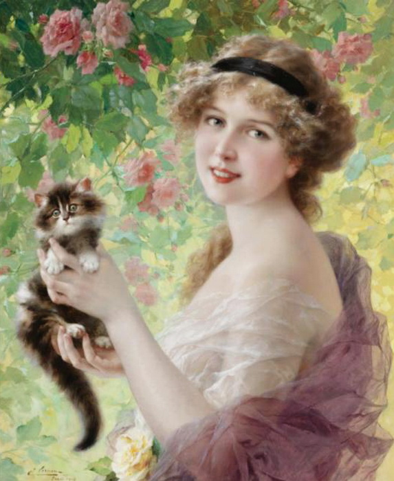 Emile Vernon - Her most precious
