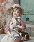 Emile Vernon - New Friends