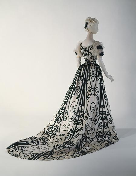 Evening dress-