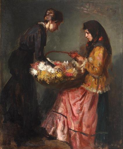 Nicolae Vermont - Florareasa