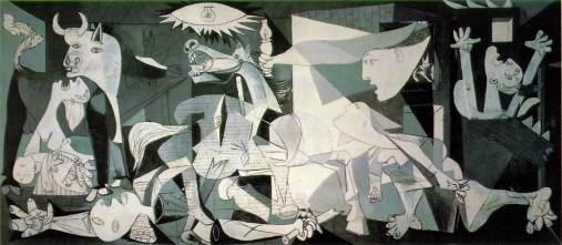 Pablo Picasso-Guernica