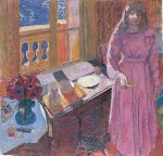 Pierre Bonnard – The Bowl of Milk