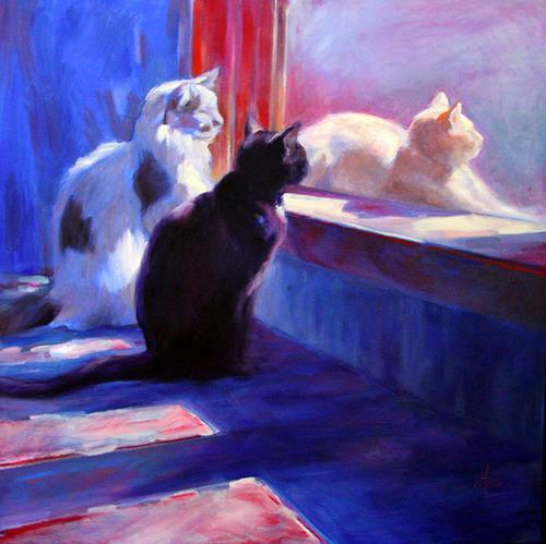 Three-Cats