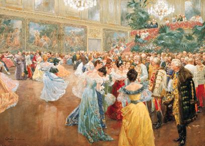 Wilhelm Gause, Vienna waltz