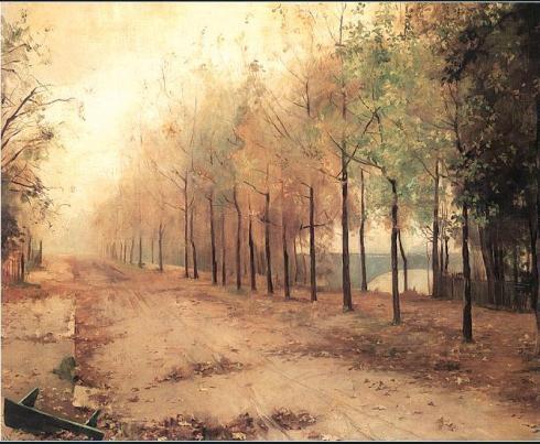 Marie Bashkirtseff - Autumn