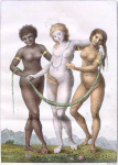 William Blake - Europe, supported by Africa and America