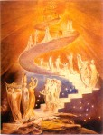 William Blake - Jacob's Ladder