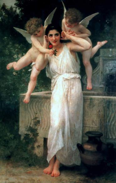 William-Adolphe Bouguereau – Jeunesse