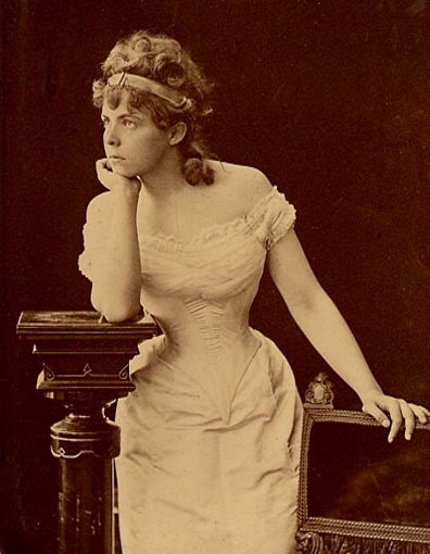 Marie Bashkirtseff .