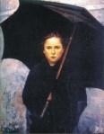 Marie Bashkirtseff - La parapluie