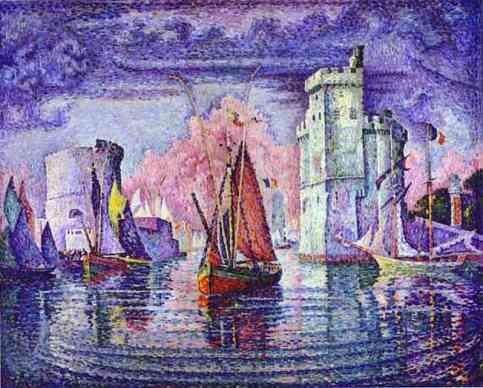 Paul Signac - Port of La Rochelle