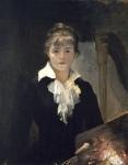 Marie Bashkirtseff - Self-Portrait