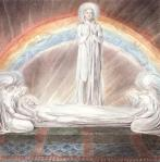William Blake - The Death of the Virgin