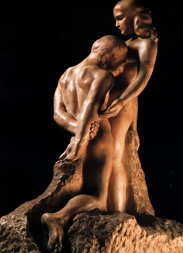 Auguste Rodin-The Eternal Idol