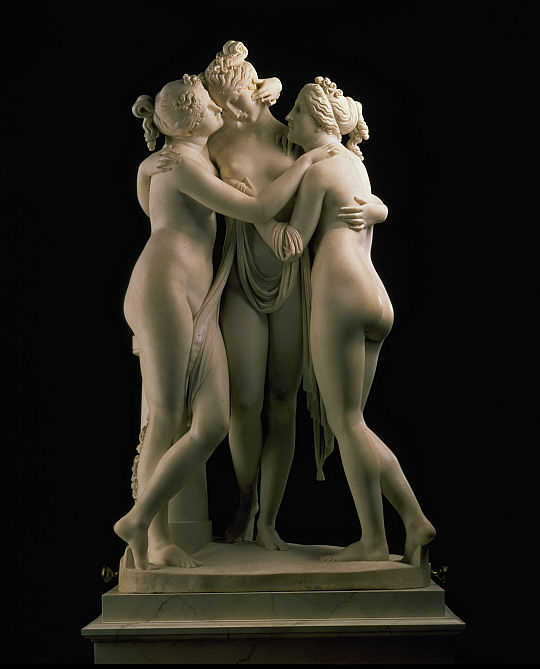 Antonio Canova - The Three Graces