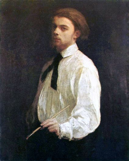 Henri Fantin-Latour - Self-portrait (1859)