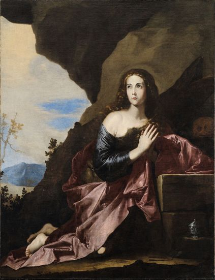 José de Ribera - Mary Magdalene Penitent