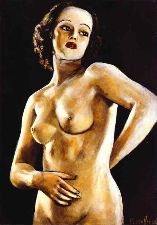 Francis Picabia - Nude