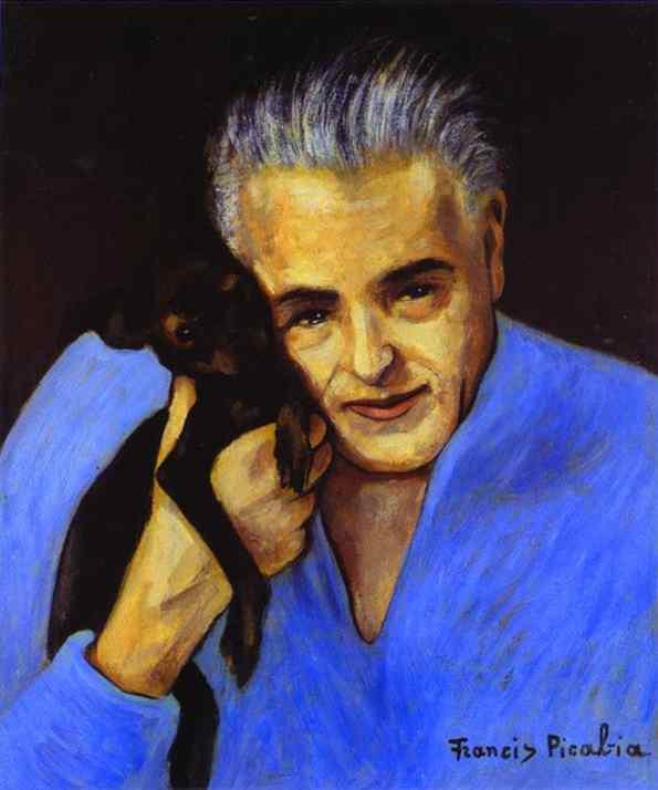 Francis Picabia - Self-Portrait