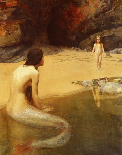 John Collier - The Land Baby