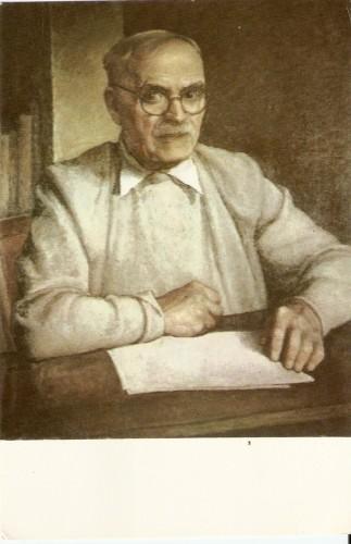 Camil Ressu - Tudor Arghezi