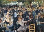 Pierre-Auguste Renoir - Le Moulin de la Galette