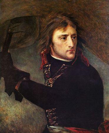 Antoine-Jean Gros - Bonaparte on the Bridge at Arcole