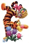 Easter-Tigger-Handstand