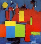 Hans Hofmann - Rising Moon