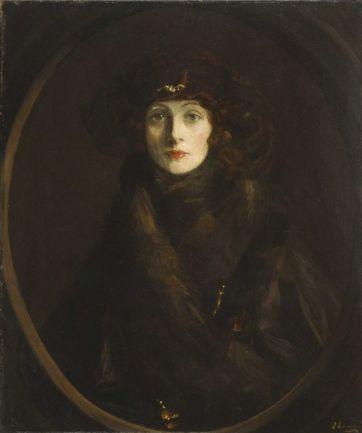Sir John Lavery - Hazel Martyn, Lady Lavery