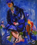 Hans Hofmann - Japanese Girl