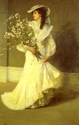 Sir John Lavery - Spring