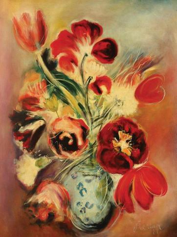 Margareta Sterian - Lalele roșii