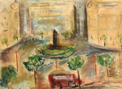Margareta Sterian - Luminile orașului