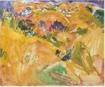 Hans Hofmann - Provincetown Number One, 1937