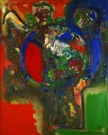 Hans Hofmann - The Bouquet