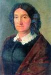 Theodor Aman.Portret de femeie