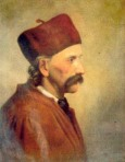 Theodor Aman.Portret