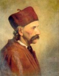 Theodor Aman - Portret